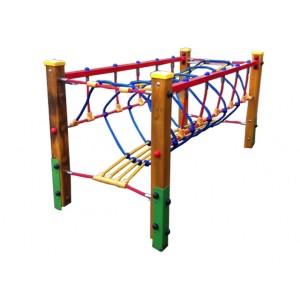 Közterületi játszótér - Kötélalagút