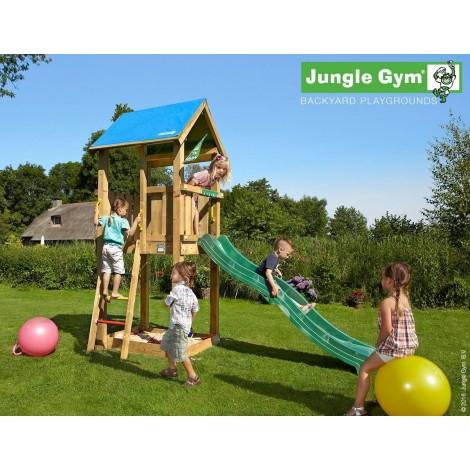 Kerti játszótér - Jungle Gym Castle játszótorony