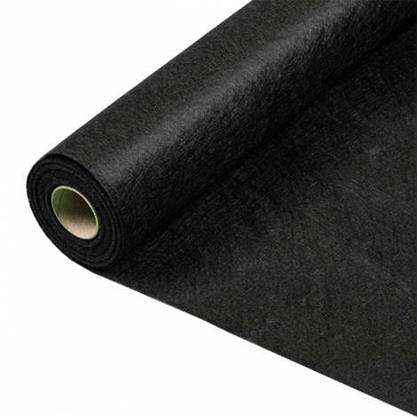 Kertészeti takarószövet - Geotextília fekete 150g/m2
