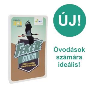 mYnest Fekete gólya kártyajáték