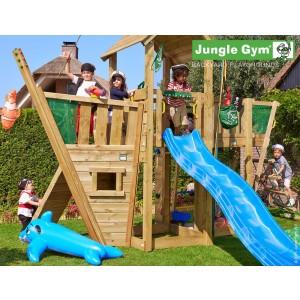 Kerti játszótér - Jungle Gym Boat modul