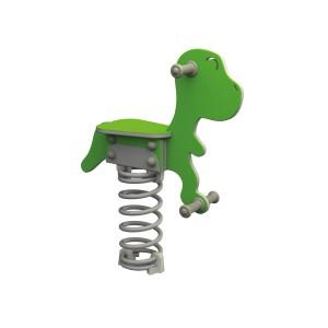 Rugós játék 'fairytale' T-rex (betonozható)