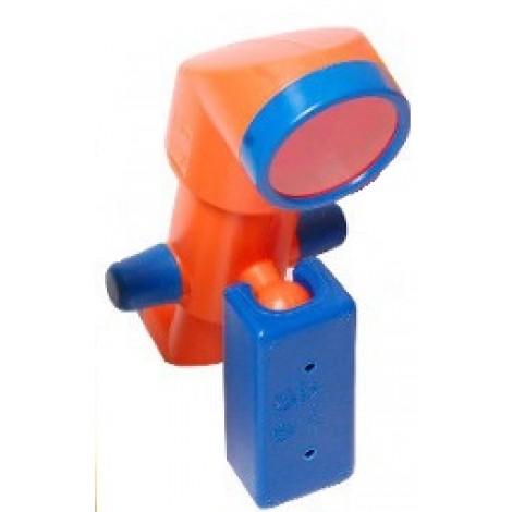 Periszkóp - Lux narancs/kék