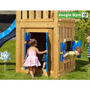 Kerti játszótér - Jungle Gym Playhouse modul 145 cm