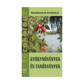 Könyv - Szalontai Kriszta - Gyógynövények és tanösvények