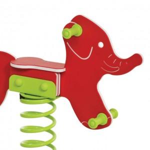 Rugós játék - Elefánt 'GRAPHICS'