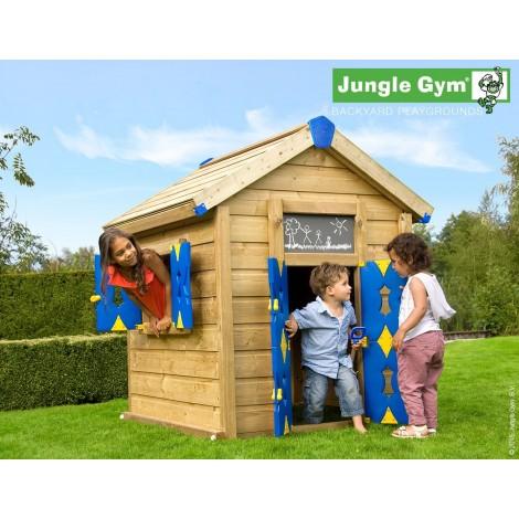 Kerti játszótér - Jungle Gym Playhouse játszóház