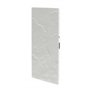 Elektromos kerámia hőtárolós fűtőpanel - Climastar Smart Touch álló fehér pala 1000 W