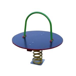 Közterületi játszótér - Billenő korong