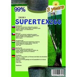 Árnyékoló háló - LIGHTTEX90 1,2 x 50 m 80%