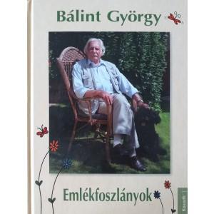 Könyv - Bálint György: Emlékfoszlányok