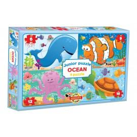 Junior puzzle, Ocean