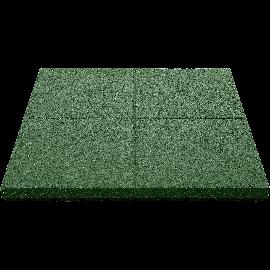 Gumilap esésvédő ReFlex - 8x100x100 cm zöld