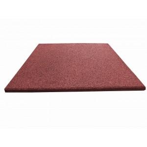 Gumi járólap ReFlex - 2x50x50 cm vörös