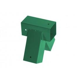 Sarokelem - Right négyzet 90°; 9 x 9 cm