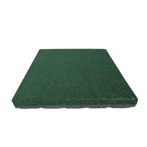 Gumilap esésvédő ReFlex - 7x50x50 cm zöld