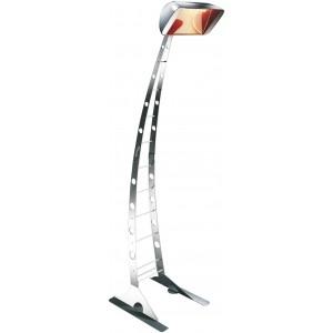Elektromos infravörös hősugárzó Heliosa 994 Fekete - 2000 W