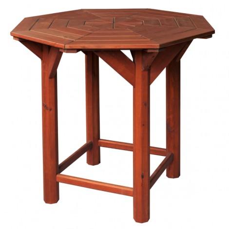 Iskolakert - Hatszögletű demonstrációs asztal