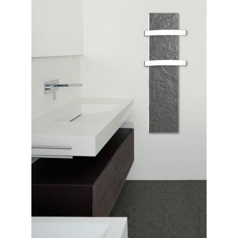 Elektromos kerámia hőtárolós fűtőpanel - Climastar SLIM 500W - fekete pala