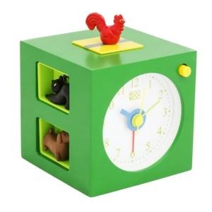 KooKoo Ébresztőóra - Gyerek - Zöld