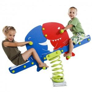 Rugós játék - Cápa ikrek 'DUO'