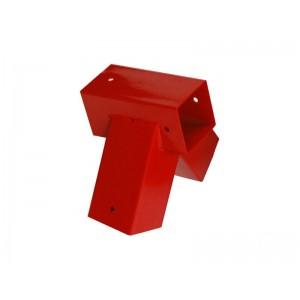 Sarokelem - Oblique négyzet 100°; 9 x 9 cm