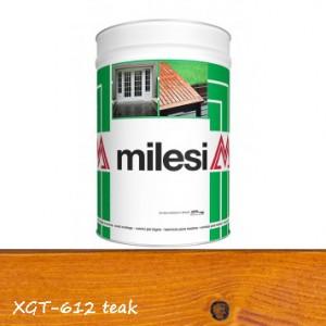 Milesi vékonylazúr - teak 1 l
