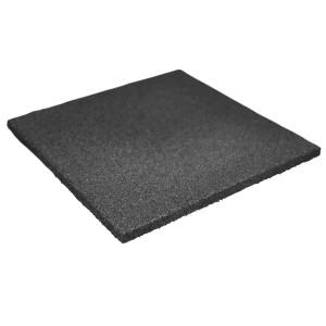 Gumi járólap ReFlex - 2x40x40 cm fekete