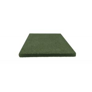 Gumilap esésvédő ReFlex - 4x40x40 cm zöld