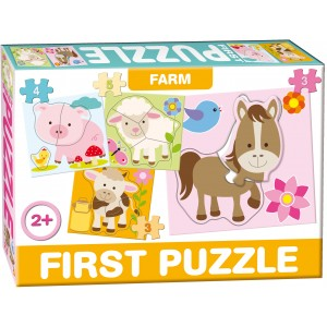 Puzzle First Farm