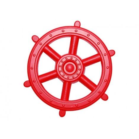 Hajókormány - Marine óriás piros
