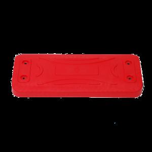 Közterületi - Laphinta piros