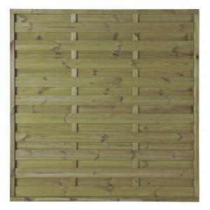 Pisa kerítés, 180x180 cm