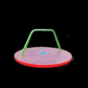 Közterületi játszótér - Álló forgó