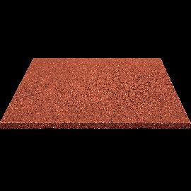 Gumilap esésvédő ReFlex - 4x100x100 cm vörös
