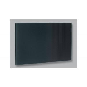 Elektromos infrapanel - G-OLD-GR700- ÜVEG 5-6 nm/panel - fekete 700W