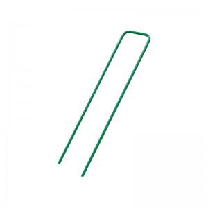 Fém rögzítő - Fixol műfűhöz zöld
