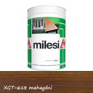 Milesi vékonylazúr - mahagóni 5 l