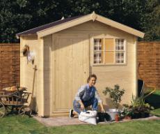 Greta wood cabin