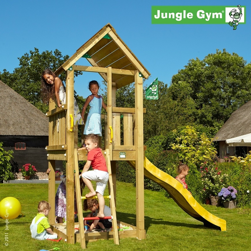 Jungle Gym Club játszótér
