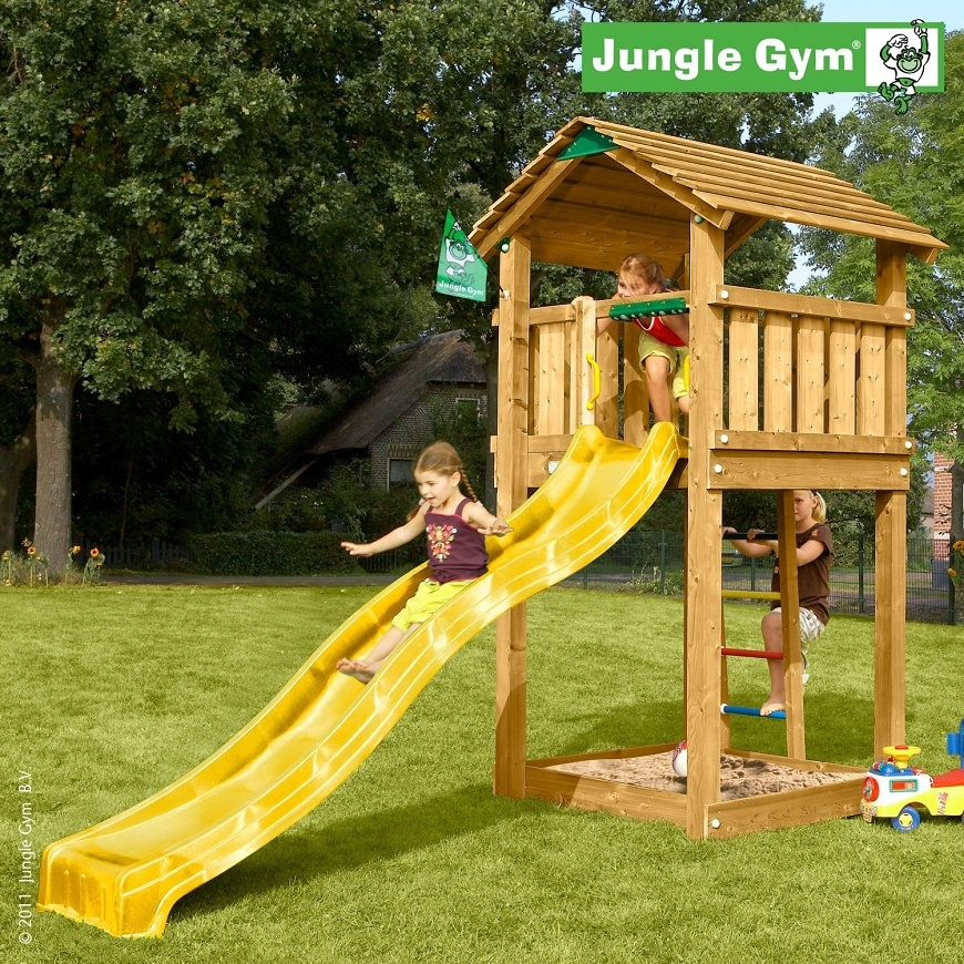 Jungle Gym Cottage játszótér